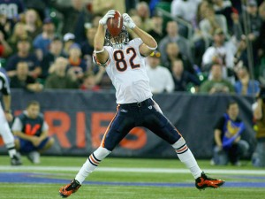 Anatomy of a Drive: Bears Make Long March to the End Zone