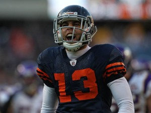 End of the Year Review: Johnny Knox