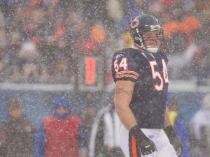 Urlacher Deserving of Comeback Awards