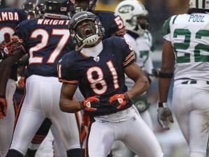 Bears Sign Rashied Davis, Again