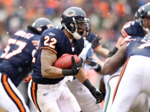 Why Cutler Was Better than Forte on Third Downs