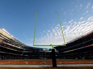 Soldier Field Name Game