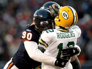 Peppers Fined $10K for Hit on Rodgers