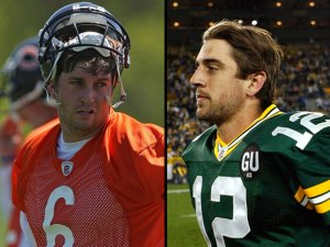 Up Next: Rodgers vs. Cutler