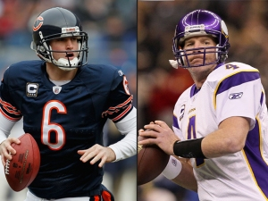 Eerie Similarities Between Favre and Cutler