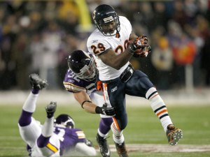 Live Blog: Bears 40, Vikings 14