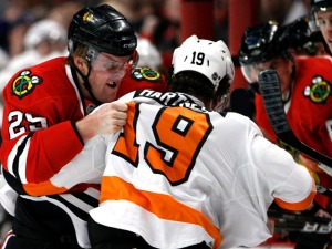The Rotten Appetizer: Flyers 4 - Hawks 1