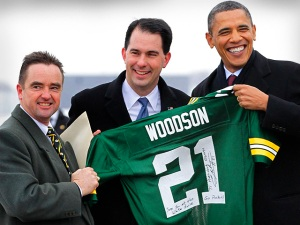 Obama Congratulates Packers