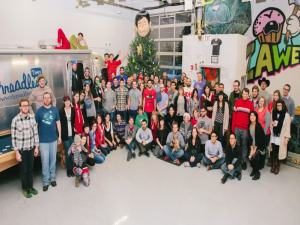 Chicago's Startup Scene Knows How to Party