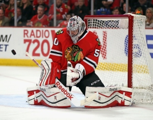 Wild May Test Crawford's Confidence