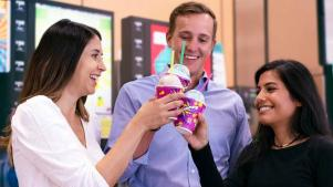 Hooray for Free Slurpees on 7-Eleven Day