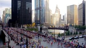 Chicago Marathon 2015: Street Closures