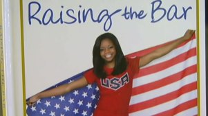 Gabby Douglas Meets Fans, Promotes Book in Chicago