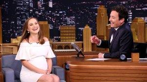 Natalie Portman: I'm Not as Pregnant as I Look