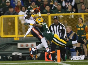Grizzly Details: Bears' Run Blocking Stellar Against Packers