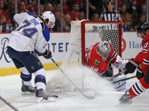 Blues Looking to Up Physicality vs. Kane