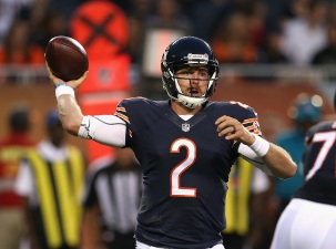 Palmer to Back-Up Cutler Friday Night