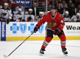 Top Blackhawks Prospects: #4 Joakim Nordstrom