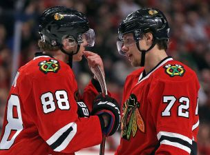 Kane, Panarin Up for Big Prizes at Wednesday's NHL Awards