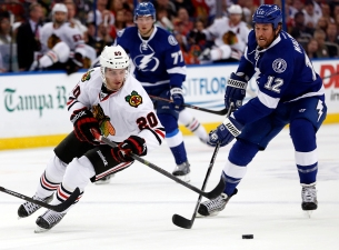 Blackhawks Downed by Lightning 6-5 in OT