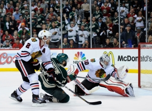 Three Stars: Crawford Stands Tall Again