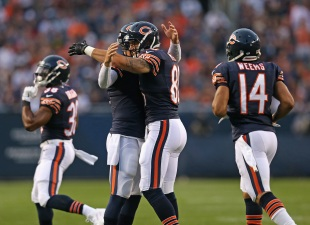 Bears' Pass Rush Keys Victory Over Eagles