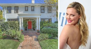 Katherine Heigl's Former Home Finds a Potential Buyer