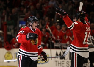 Hawks Edge Sharks 6-3