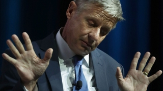 Gary Johnson Can't Name His Favorite Foreign Leader During MSNBC Town Hall