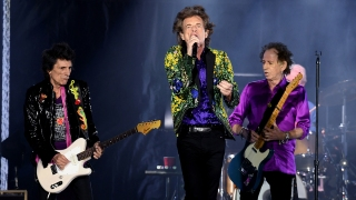 Top Entertainment Photos: The Rolling Stones at Rose Bowl, Taylor Swift in Central Park, and More