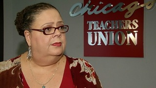 "[CHI] Karen Lewis ""Seriously"" Considering Mayoral Run"