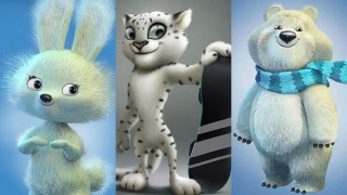 Olympic Mascots: The Cute and the Weird