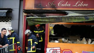 "13 Dead, 6 Injured in ""Totally Accidental"" Bar Fire in Northern France"