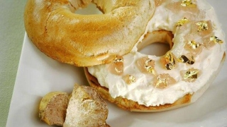 Wild Food Crazes: The $1,000 Bagel