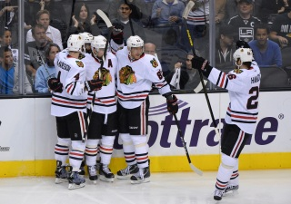 Hawks Hold Off Kings, Lead Series 3-1