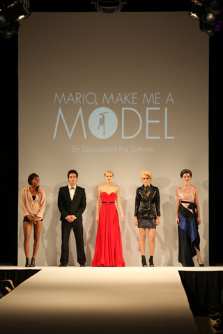 Fashion Focus: Mario, Make Me a Model