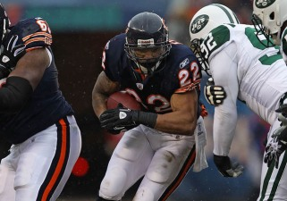 Role Reversal: Bears O Carries the D
