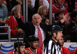Quenneville's Coaching Decisions Raise Questions