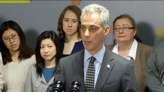 Rahm: Let's Finish Wrigley Renovation