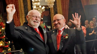 Marriage Equality Advocates Push For New Law