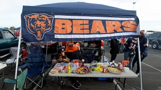 Game Photos: Bears at 49ers