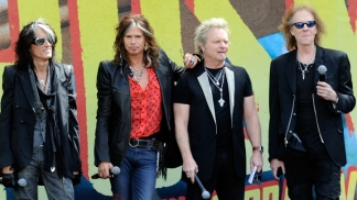 Aerosmith Comes Back With A Vengeance