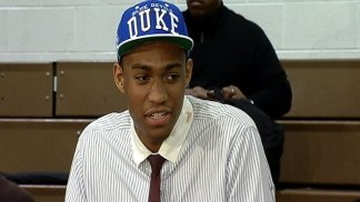 Watch: Jabari Parker's Announcement