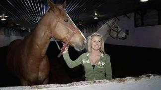 Teen Describes Fire That Killed Horses