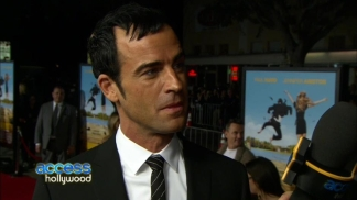 "Justin Theroux: ""We Had A Blast"" On ""Wanderlust"""