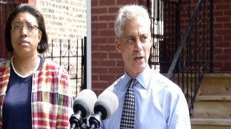 Emanuel Announces Foreclosure Initiative