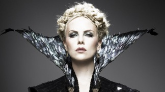 "Charlize Theron Turns Evil for ""Snow White"""