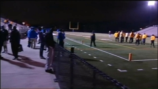 Brawl Cancels High School Football Game