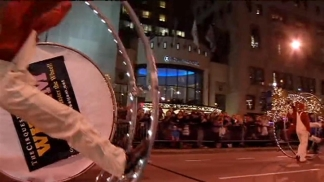 Mag Mile Lights Parade Highlights