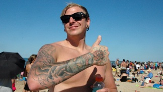 PHOTOS: Inked Up on the Beach